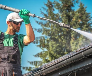 Image for The surprising benefits of cleaning the gutters